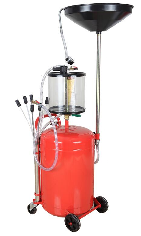 70L Oil Drainer
