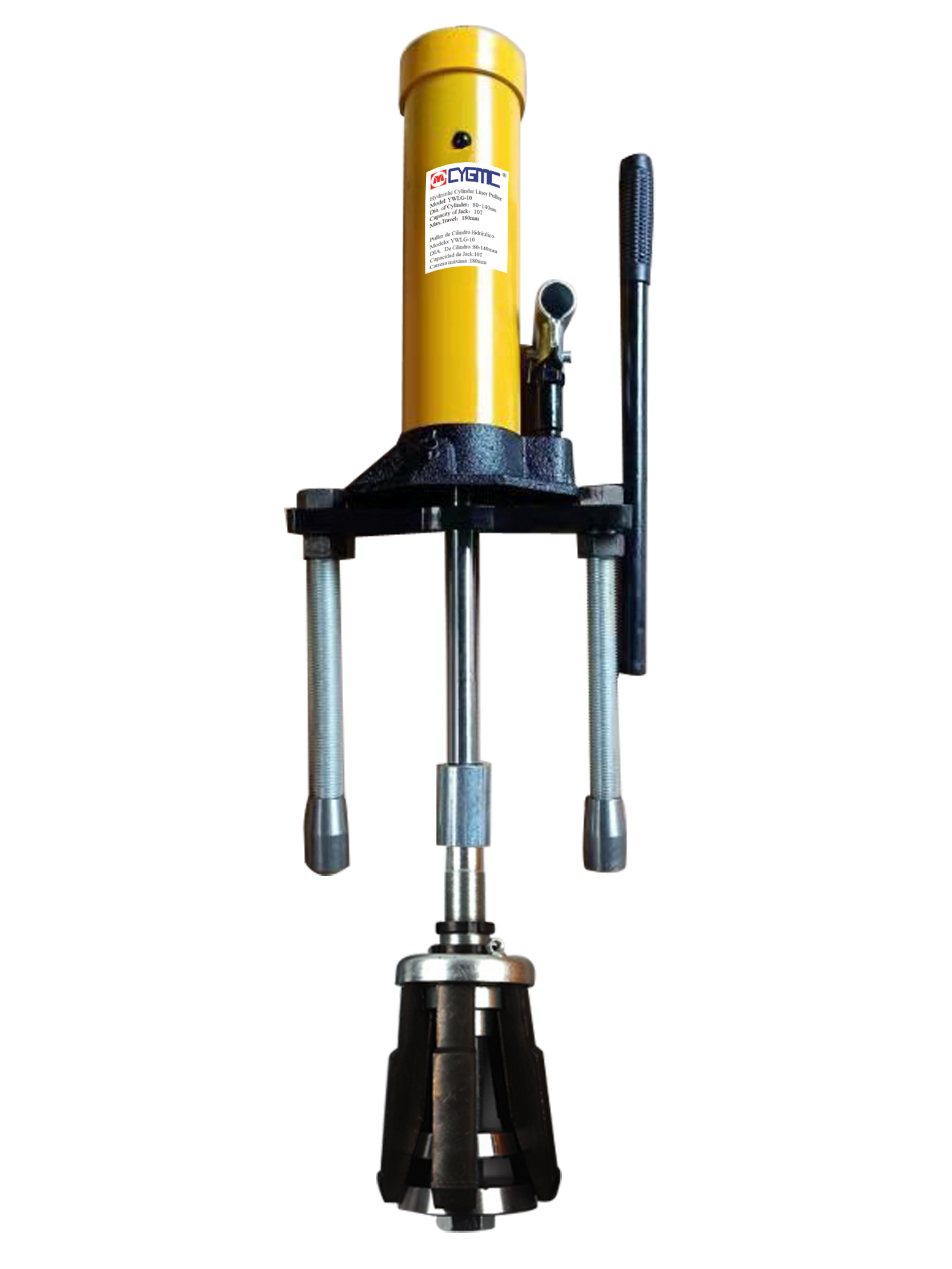 Hydraulic Liner Puller
